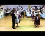 Embedded thumbnail for Valašský bál 2015 - Vystoupení souboru z Pszczyny - 1.část