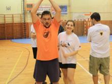 Folklorní volejbal 2015