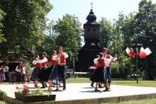 Rožnovské slavnosti - palouček