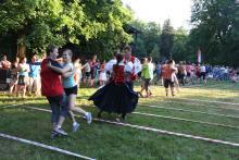 Rožnovské slavnosti - valašské hry